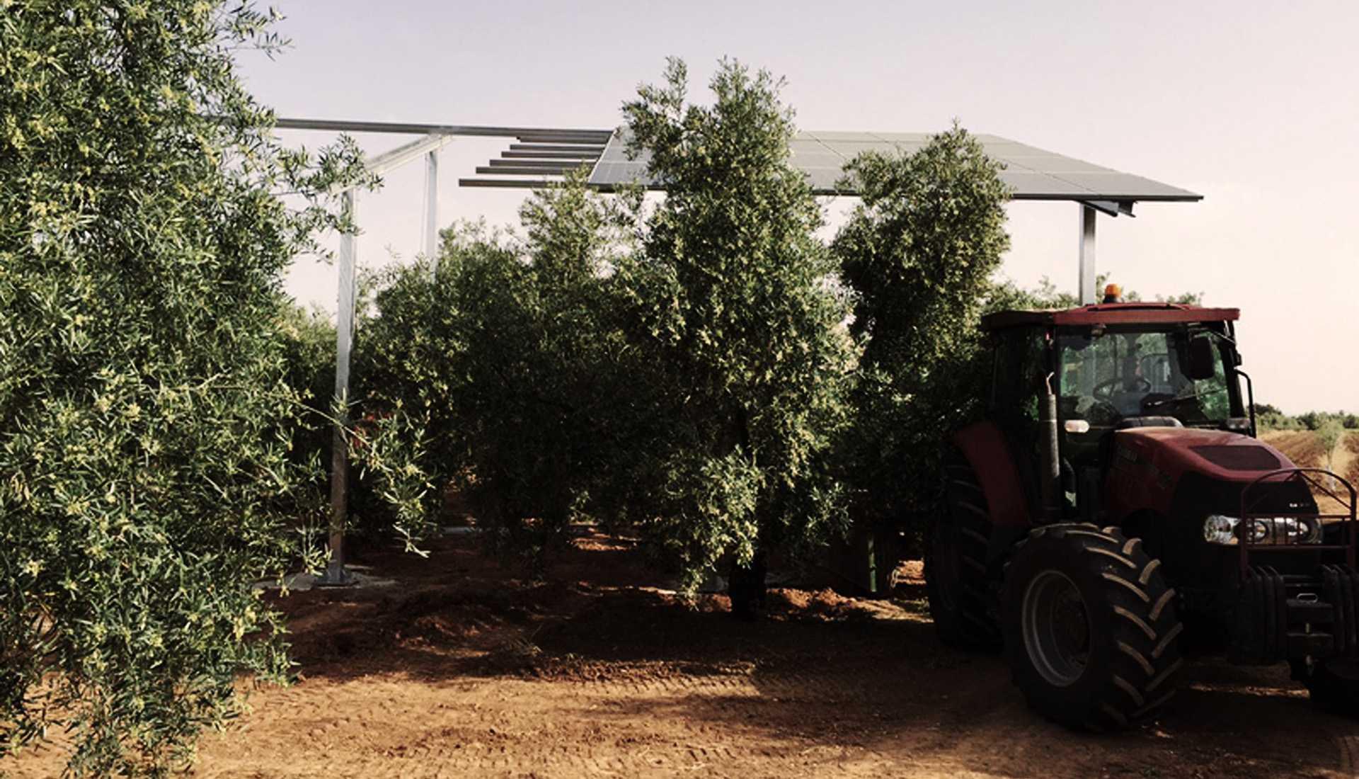 Energía Sostenible Baratze Eólica Solar